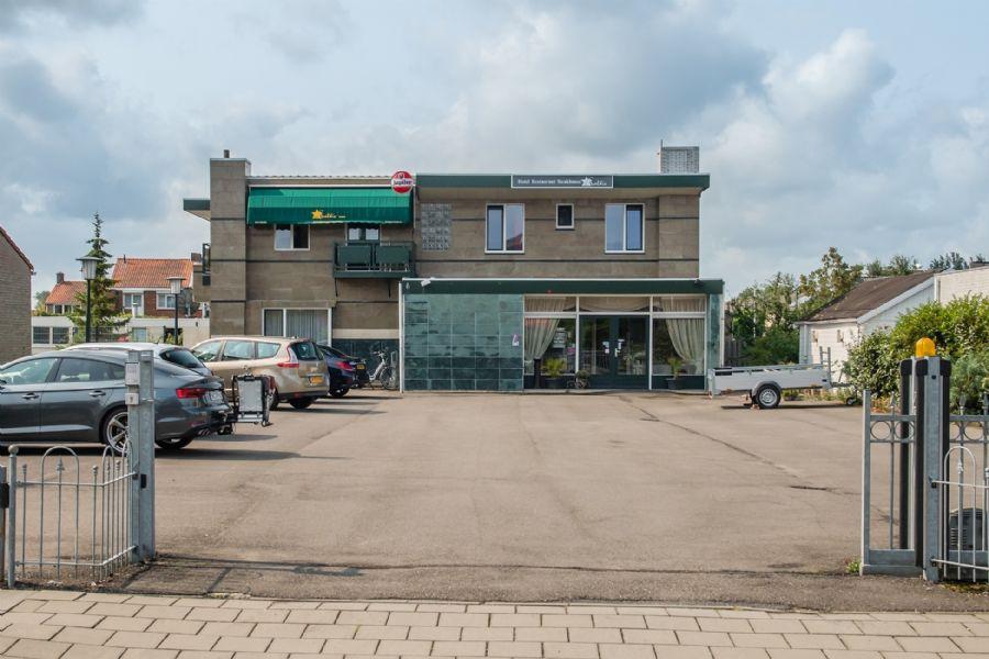 NIEUW TE KOOP Hotel-Restaurant met woonruimte en eigen parking