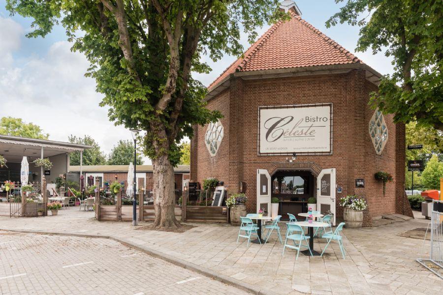 NIEUW TER OVERNAME Restaurant met terras en woonhuis
