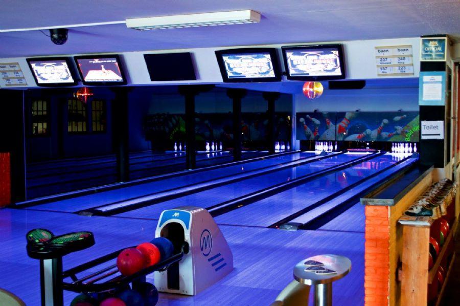 UNIEKE KANS in prijs verlaagd! Restaurant, bowling- en poolcentrum.