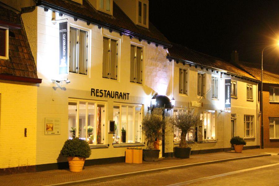 NIEUW TE KOOP Hotel-Restaurant met terras en privé appartement