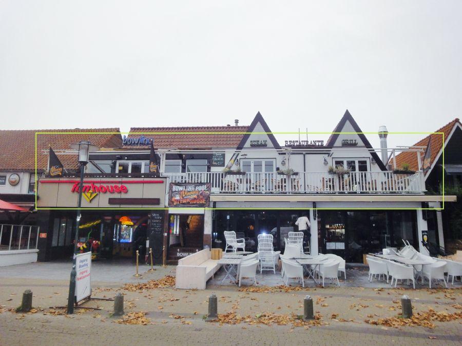 NIEUW TER OVERNAME Bowling en Poolcentrum, café-restaurant met terras