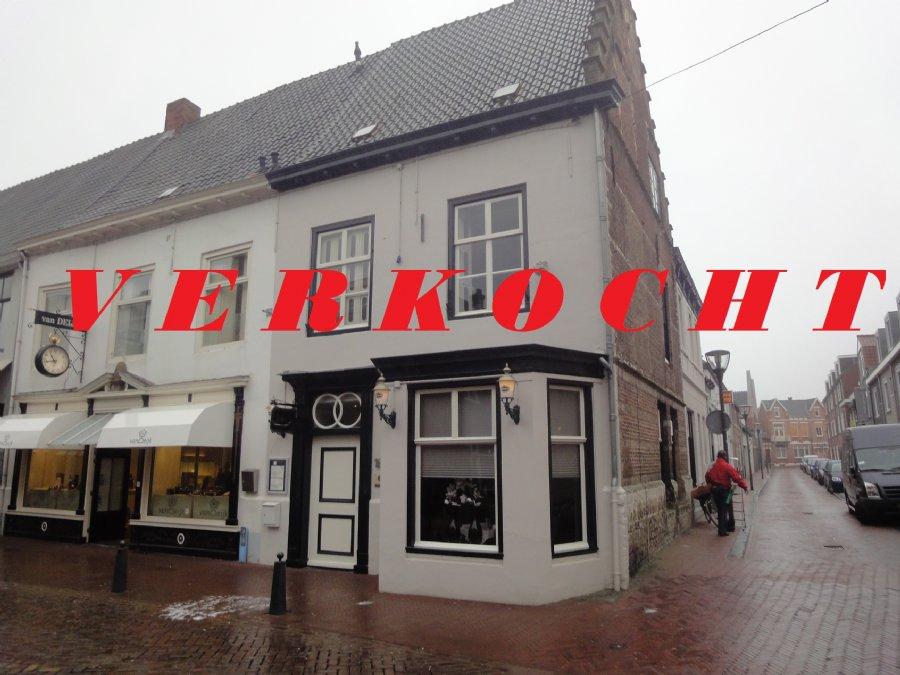 VERKOCHT Restaurant Roes in Hulst