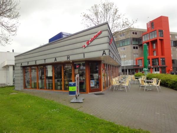 Snackbar met terras (verkocht)