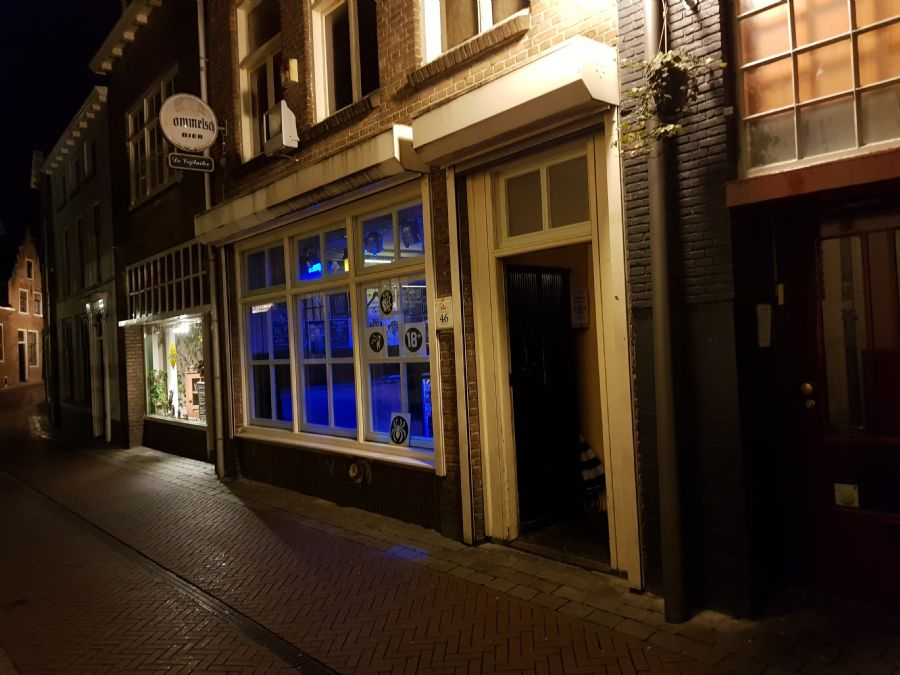 NIEUW TER OVERNAME Café met nachtvergunning