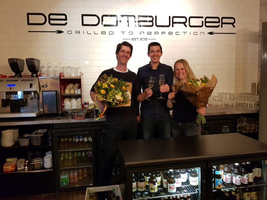 VERKOCHT Burgerrestaurant De Domburger