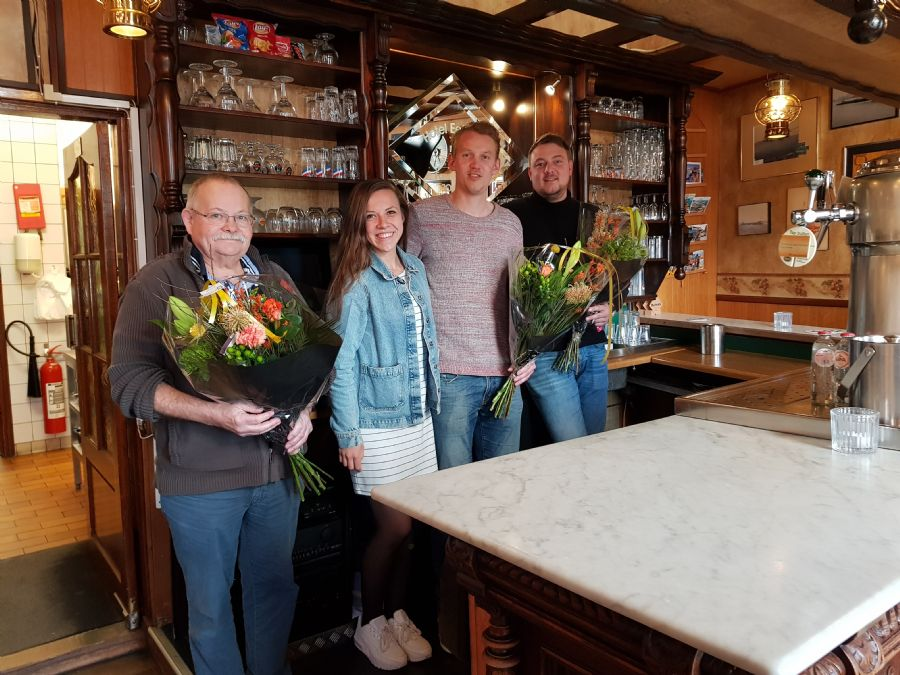 Hotel-Eetcafé Smits per 1 april officieel overgedragen!