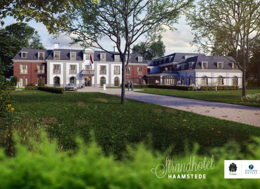 VERKOCHT Groeps-accommodatie op 8.303 m² eigen grond