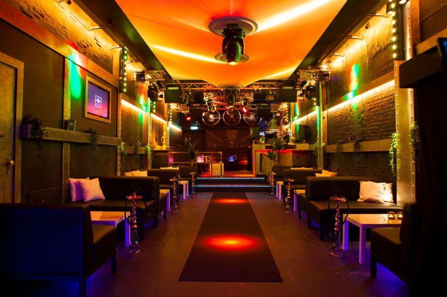 STERK IN PRIJS VERLAAGD Discotheek-Nachtclub-Shisha Lounge