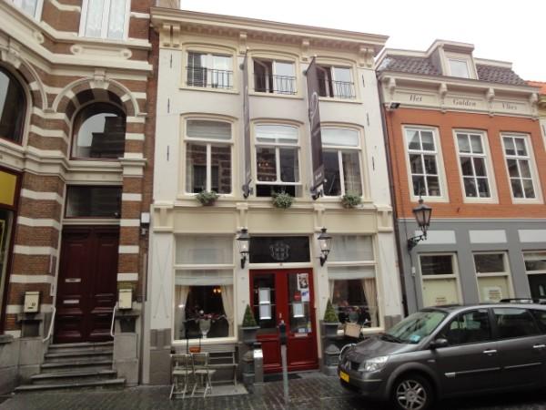 Bistro-Restaurant met bovenwoning (verkocht)