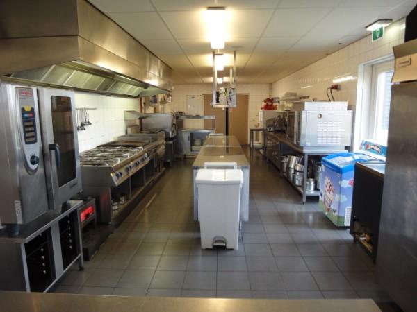Keuken Clubrestaurant 1