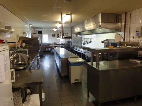 Keuken Clubrestaurant 2