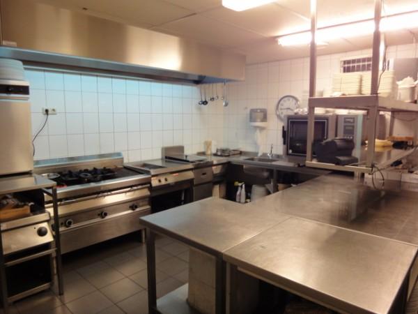Keuken Grillrestaurant 1