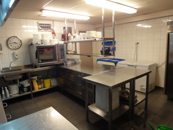 Keuken Grillrestaurant 2