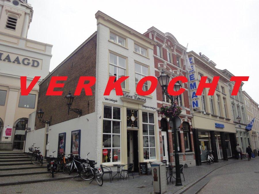 VERKOCHT Lunchroom De Kleine Vlaming te Bergen op Zoom