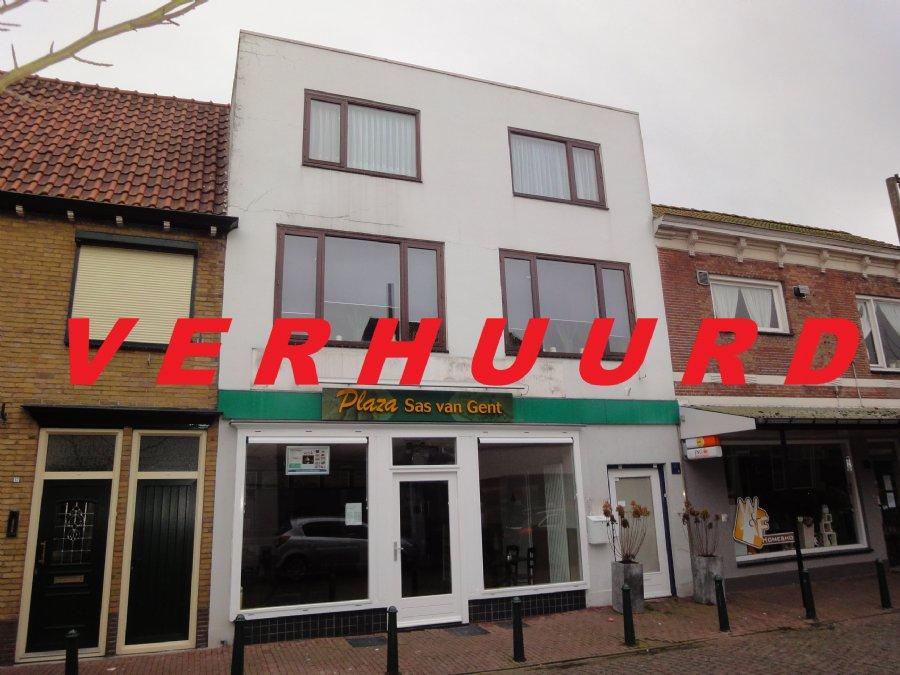 VERHUURD Cafetaria Plaza Sas van Gent