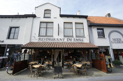 Restaurant met terras en bovenwoning (verkocht)