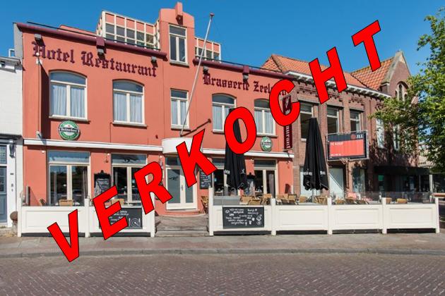 VERKOCHT: Hotel-Restaurant Zeeland te Tholen